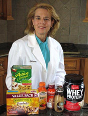 Sharon Gerdes Certified Food Scientist